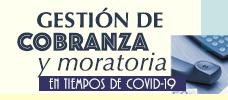Gestión de Cobranza y Moratoria en Tiempos de COVID-19  ONLINE