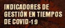 Indicadores de Gestión en Tiempos de COVID-19  ONLINE