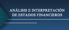 Análisis e Interpretación de Estados Financieros  ONLINE