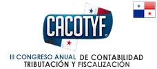 Congreso: Anual de Contabilidad, Tributación y Fiscalización. CACOTYF - PANAMÁ 2020  ONLINE - El Evento Contable Tributario y Fiscal Más Importante del País se adaptó a los cambios