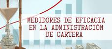 Medidores de Eficacia en la Administración de Cartera  ONLINE