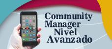 Community Manager Nivel Avanzado  ONLINE