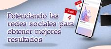 Potenciando las Redes Sociales para obtener mejores resultados  ONLINE