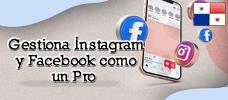 Diplomado: Gestiona Instagram y Facebook como un Pro  ONLINE - Aprovecha al máximo todas las herramientas que te ofrecen las redes sociales actualmente