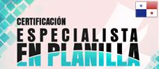 Certificación: Especialista en Planilla  ONLINE - Obtén la herramientas necesarias para ser un especialista en planilla