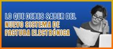 Lo que Debes Saber del Nuevo Sistema de Factura Electrónica  ONLINE
