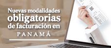 Nuevas Modalidades Obligatorias de Facturación en Panamá